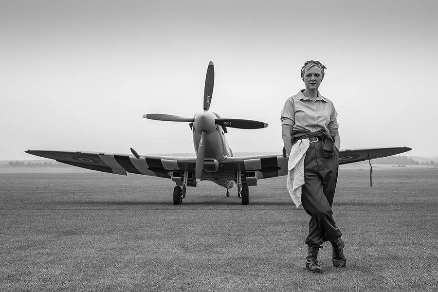Spitfire Sally